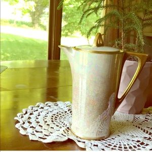 Antique Hot Cocoa/Coffee Pitcher